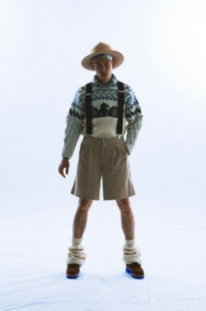 【banal chic bizarre】Custom connect knit