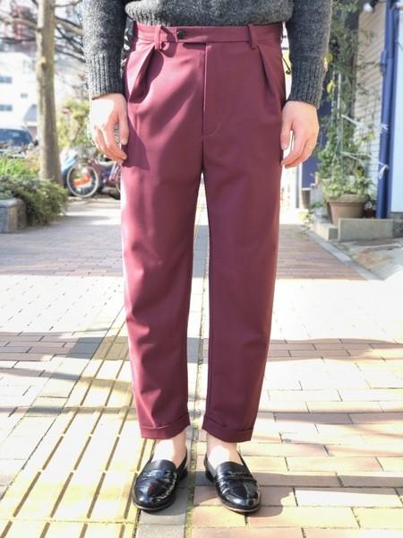 【KONYA】One Sheet Pants