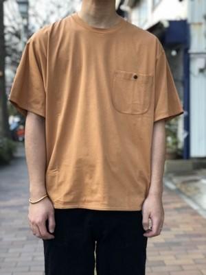 【banal chic bizarre×DeLIATe】 2FOLD CLOTH T-SHIRT