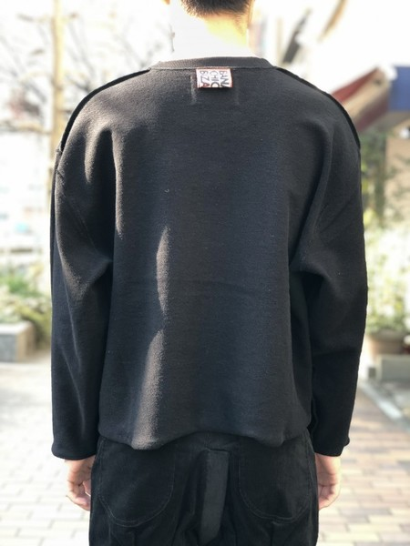 【banal chic bizarre】SWEAT PULLOVER