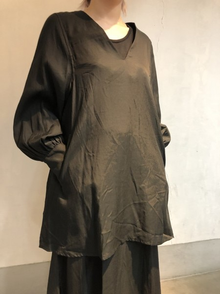 【NON TOKYO】3WAY LONG TUNIC DRESS