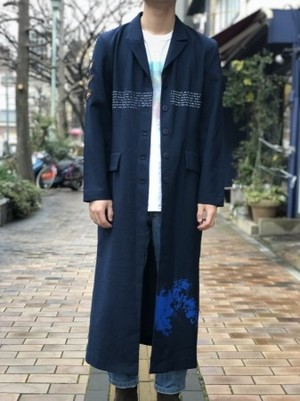 【AIC ISLAND】LONG COAT