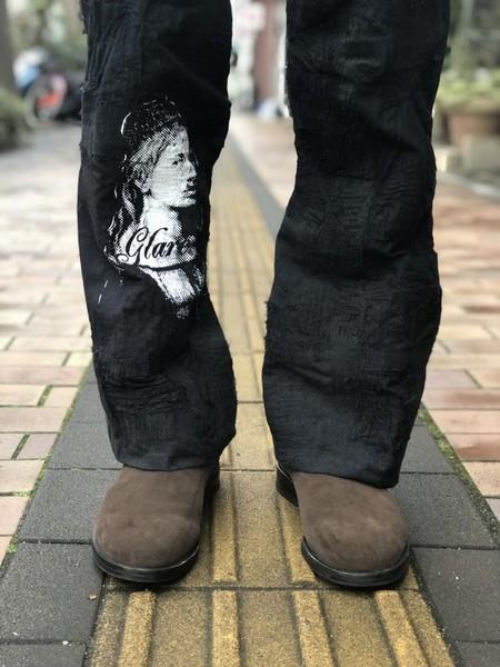 【AIC ISLAND】CRUST PANTS