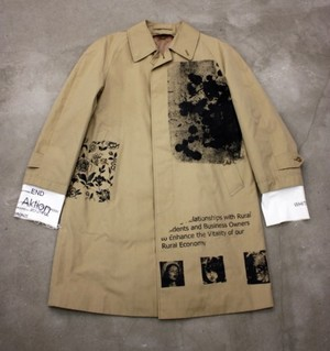 【AIC ISLAND】TRENCH COAT