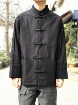 【banal chic bizarre】CHINA JACKET