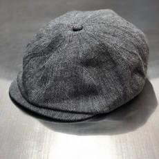 【D,ari】News paper boy cap