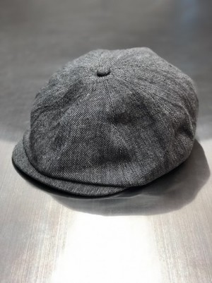 【D,ari】News paper boy cap