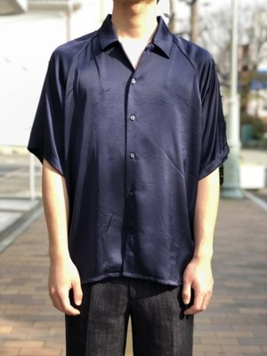【UMBER】 Short-sleeved shirt