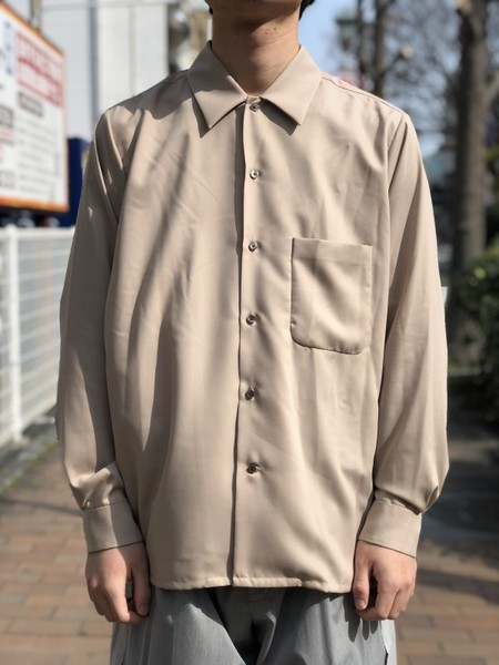 【UMBER】Square-shirt