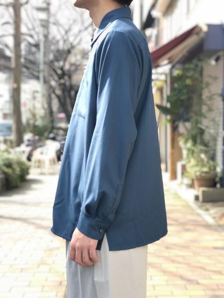 【UMBER】Square-shirt