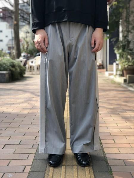 【KONYA】Wide & pants