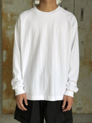 【UMBER】Long sleeve cutsew