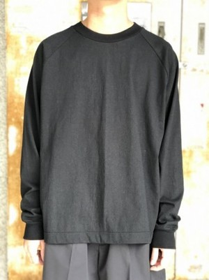 【UMBER】Long sleeve cutsew