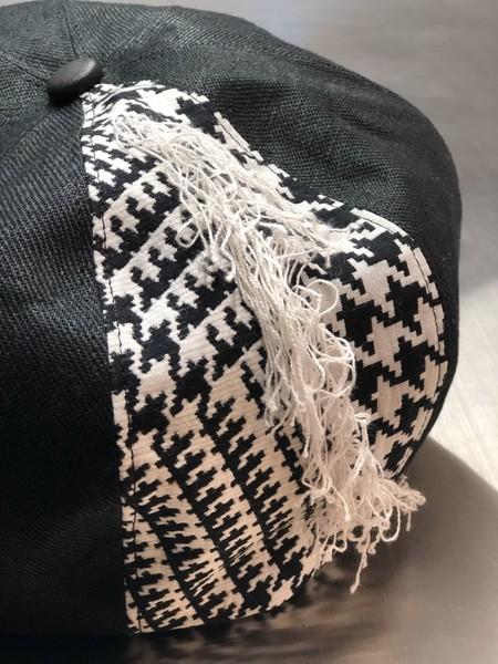 【D,ari】Fringe beret