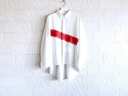 【Licht Bestreben】Poncho shirt