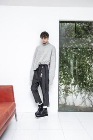 【Licht Bestreben】Rigid denim