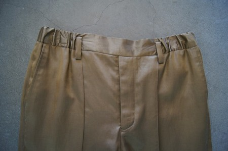 Rayon Tapered Easy Pants