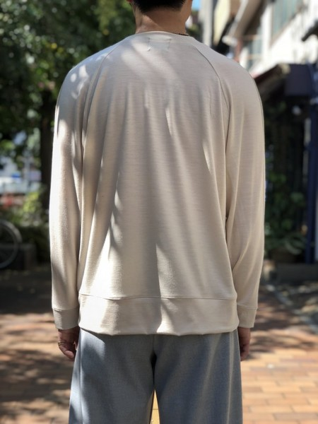 【UMBER】Raglan sleeves cut and sew