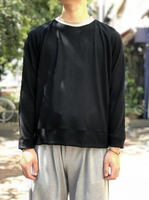 【UMBER】Raglan sleeves cut and sew