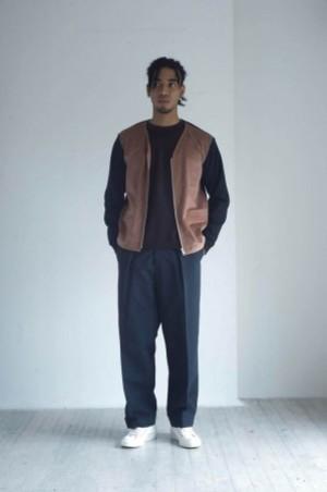 【UMBER】Zip cardigan