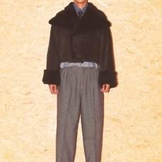 【banal chic bizarre】3TAC Wide pants