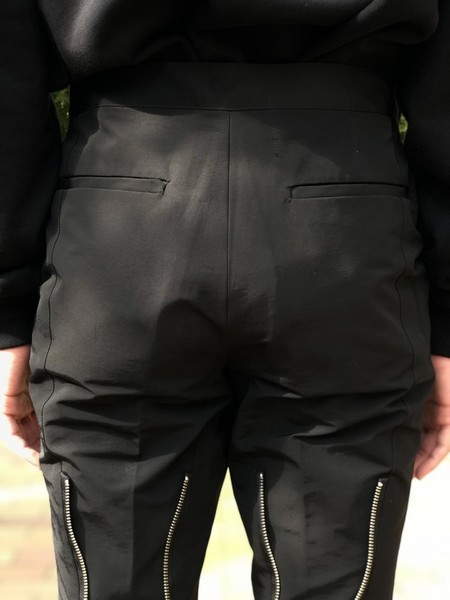 【banal chic bizarre】Bondage pants