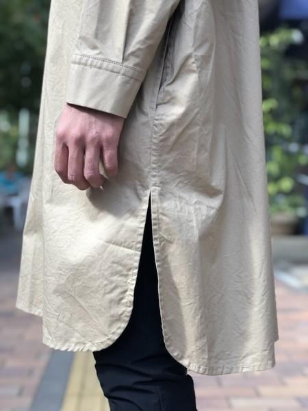 【banal chic bizarre】Long pullover shirt